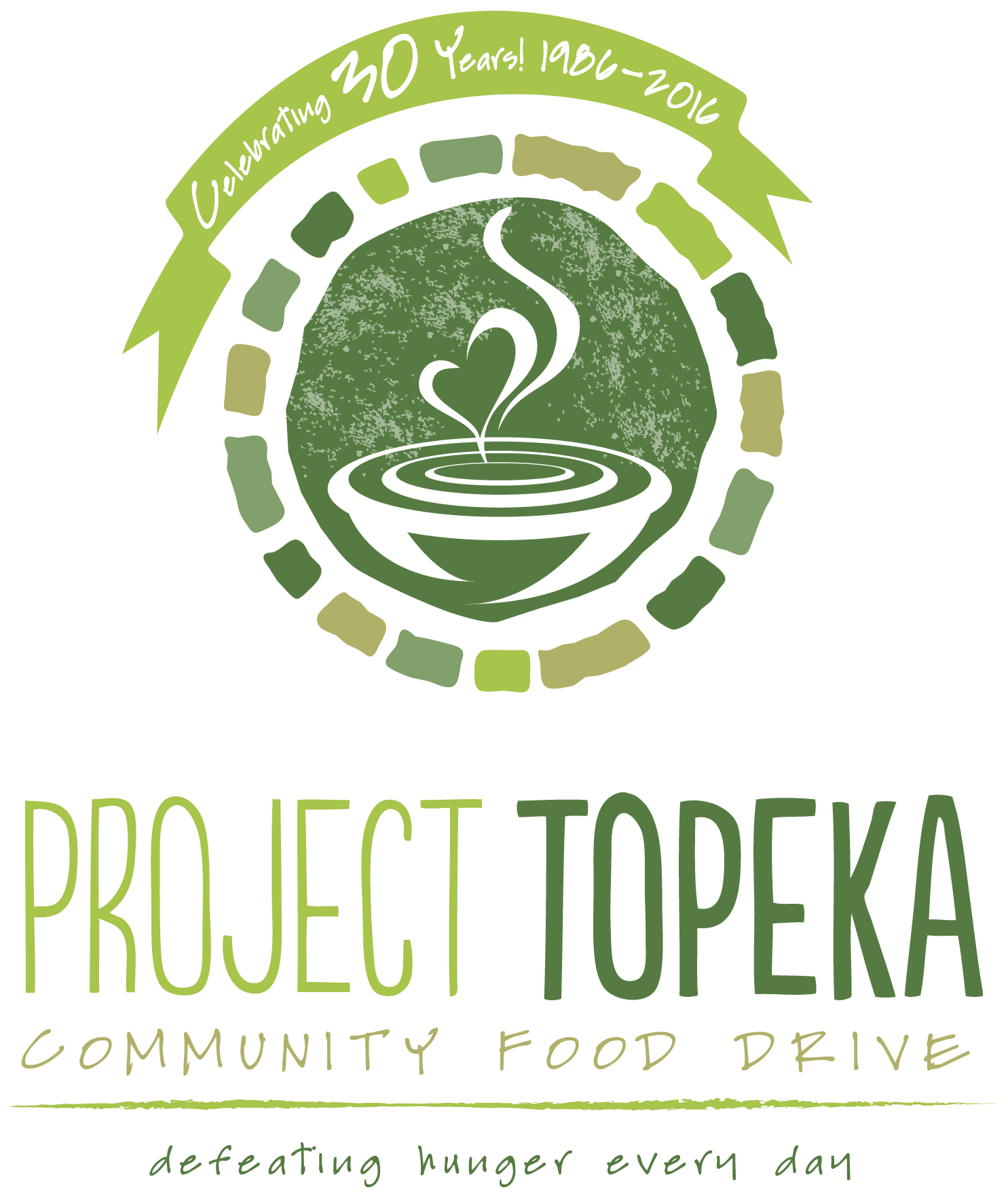 Project Topeka Logo Stacked 30th